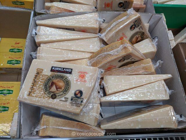 Kirkland Signature Parmigiano Reggiano Stravecchio Costco