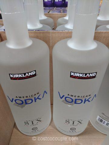 Kirkland Signature Premium Domestic Vodka Costco