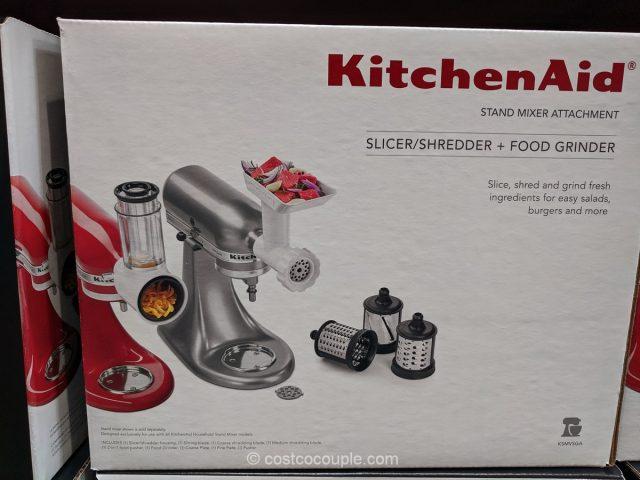 KitchenAid Mixer Attachment Set Costco