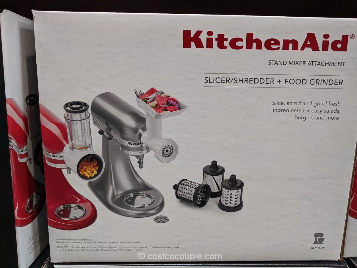 KitchenAid Mixer Attachment Set