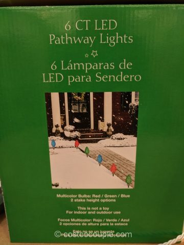 LED Pathway Lights Costco