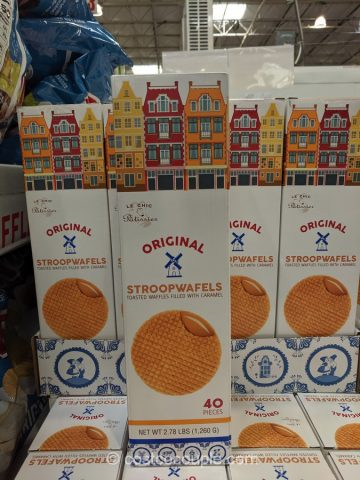 Le Chef Caramel Stroopwafels Costco
