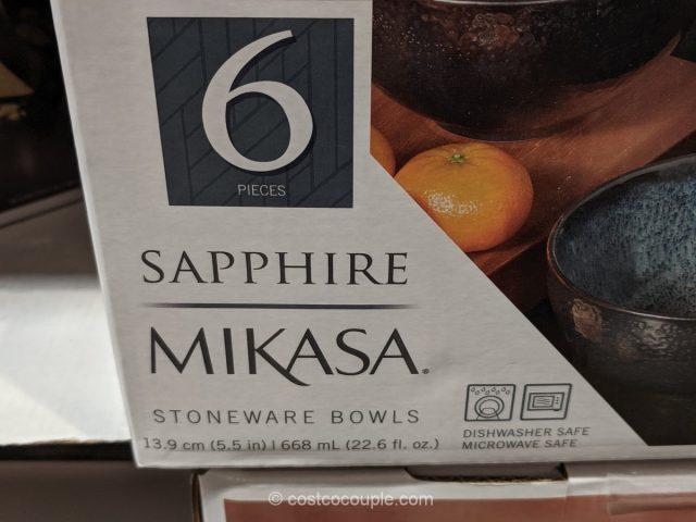 Mikasa Sapphire Bowls Costco