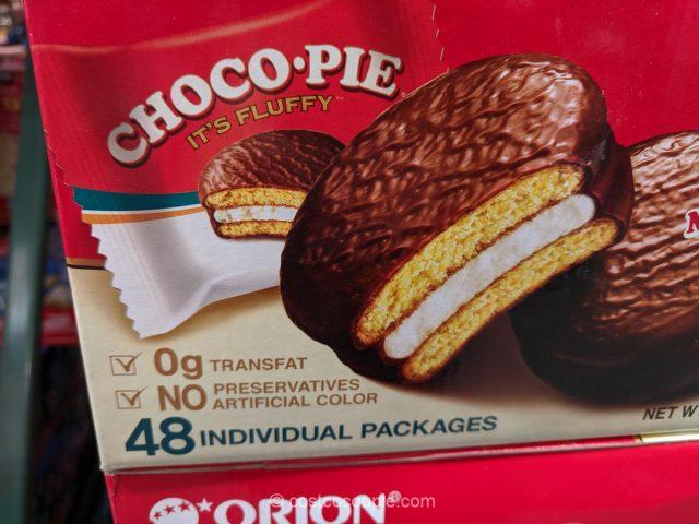 Orion Choco Pie Costco
