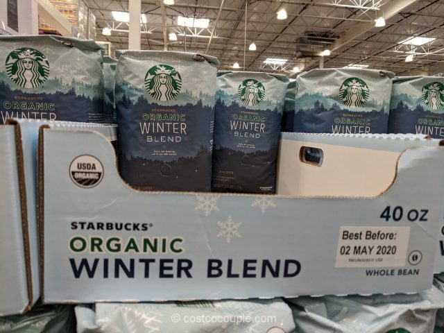 Starbucks Organic Winter Blend Coffee Costco