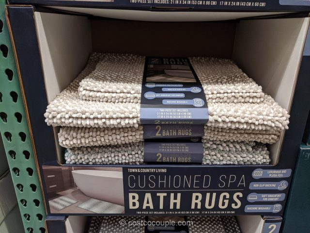 Town and Country Spa Bath Rug Costco