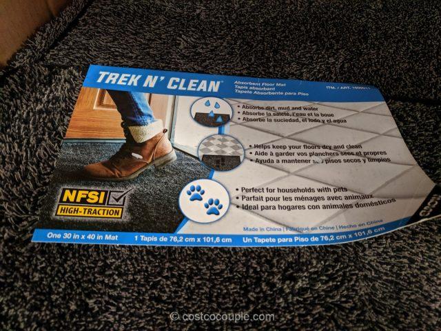 Trek N Clean Mat Costco