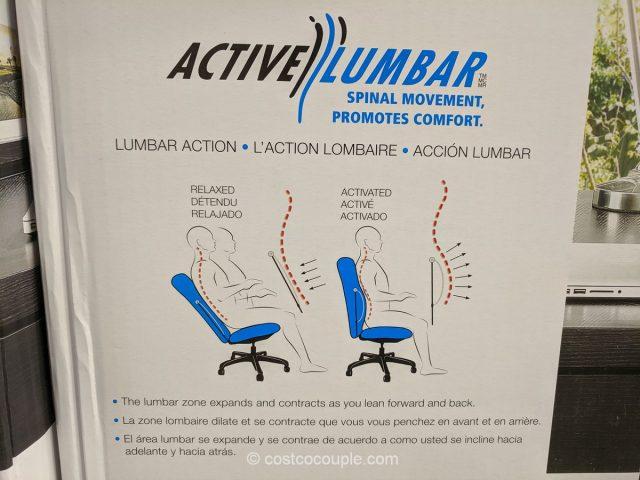 True Wellness La Z Boy Manager Chair