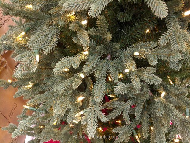 7.5' Artificial Pre-Lit LED Tree Costco