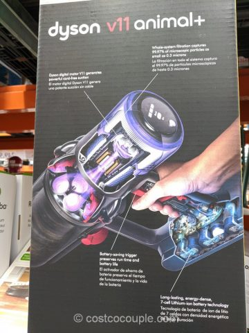 Dyson V11 Animal+ Cord-Free Stick Vacuum Costco