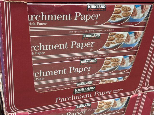 Kirkland Signature Parchment Paper Costco