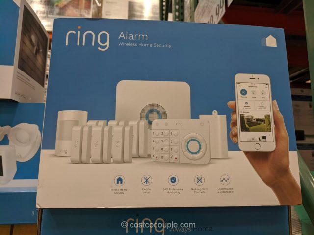 Ring 10-Piece Wireless Security Alarm Kit Costco
