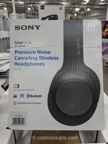 Sony Noise Canceling Wireless Headphones Costco