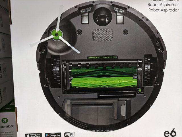 iRobot Roomba e6 Vacuum Costco