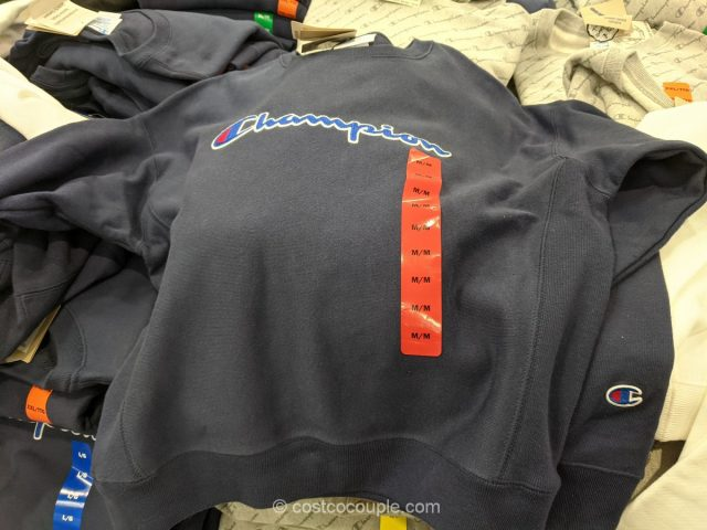 Champion Ladies Crewneck Sweatshirt Costco