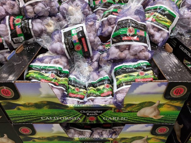 Christopher Ranch California Garlic Costco