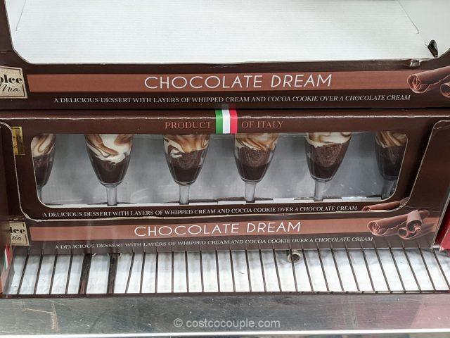 Dolce Mia Chocolate Dream Flutes Costco