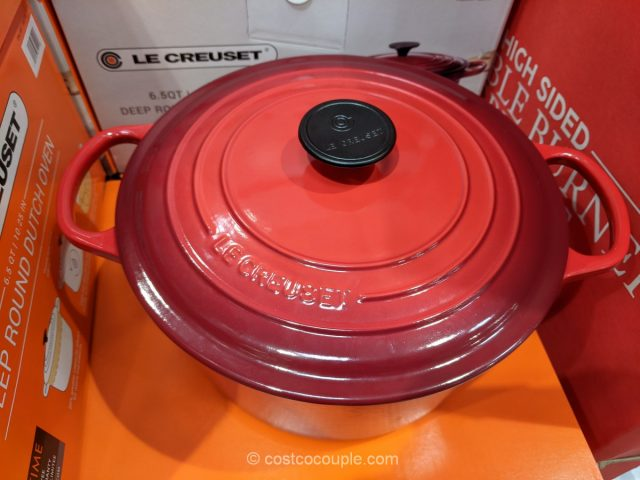 Le Creuset Deep Round Dutch Oven Costco