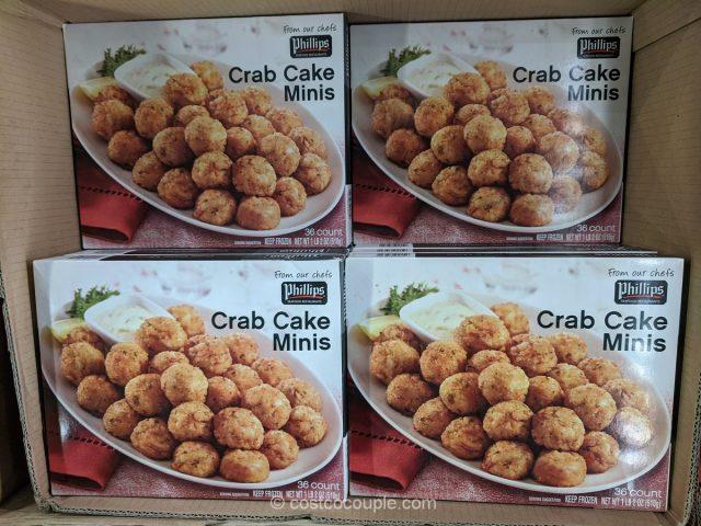 Phillips Mini Crab Cakes Costco