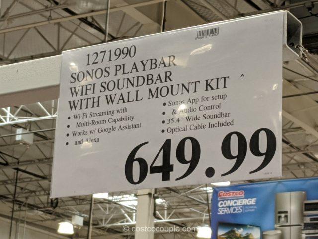 Sonos Playbar Costco