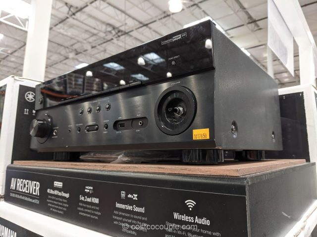 Yamaha TSR-7850 AV Receiver Costco