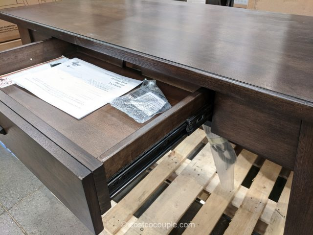 Bayside Furnishings East Hill Writing Desk Costco