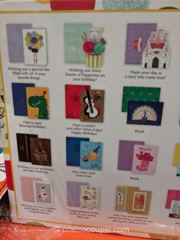 Burgoyne All Occasion Greeting Cards Costco