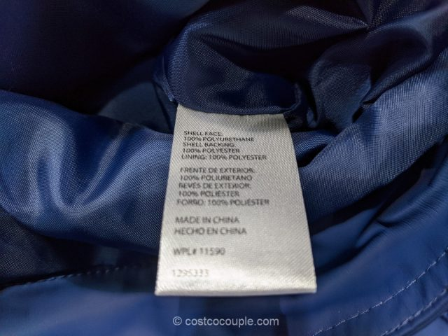 Weatherproof Vintage Ladies Rain Slicker Jacket Costco
