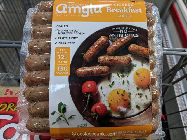 Amylu Chicken Breakfast Links Costco