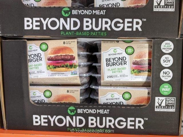 Beyond Meat Beyond Burger Patties Costco