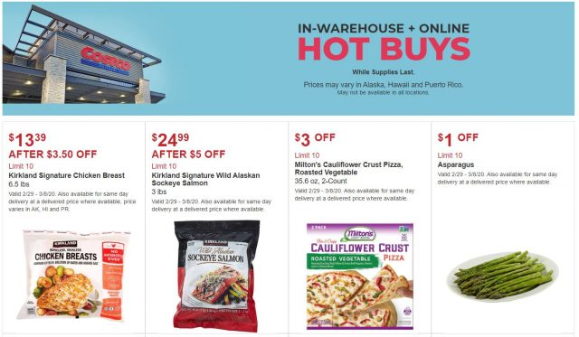 Costco In-Warehouse (+ Online) Hot Buys