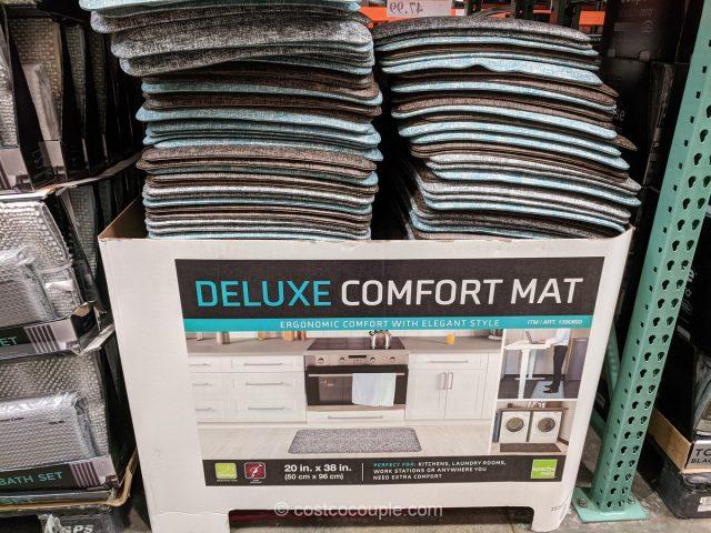 Deluxe Comfort Kitchen Mat Costco