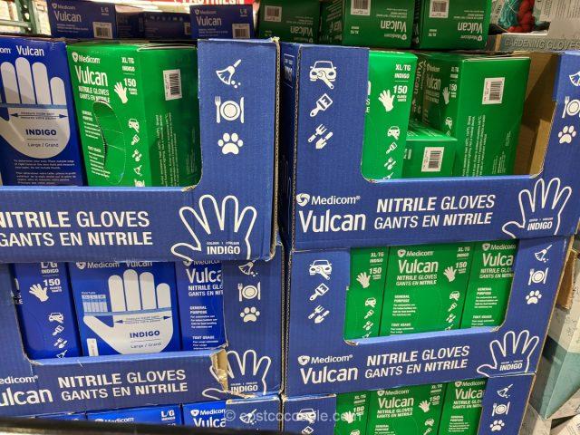 Medicom Vulcan Nitrile Gloves Costco