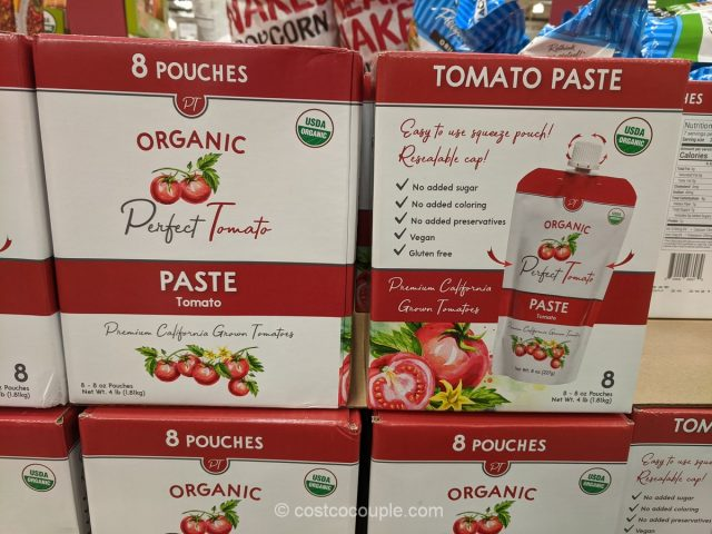 Organic Perfect Tomato Paste Costco