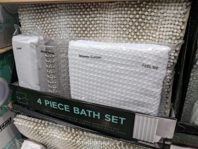 Style House 4-Piece Bath Set Costco