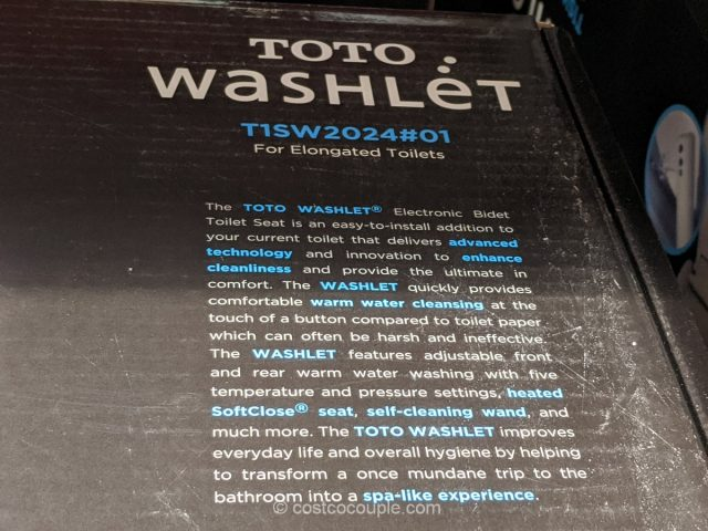 Toto Washlet Bidet Costco