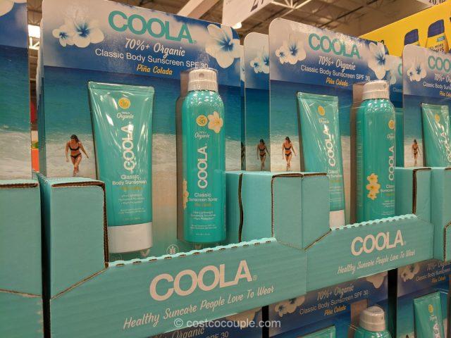 Coola 70+ Organic Classic Sunscreen Costco
