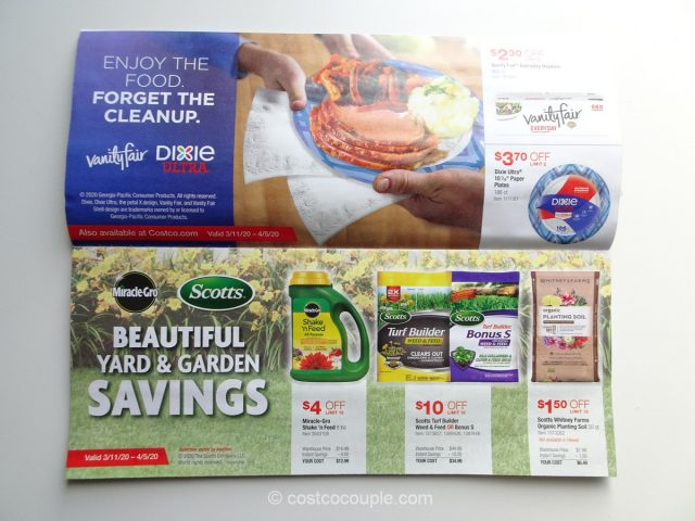 Costco March 2020 Coupon Book 03/11/20 to 04/05/20