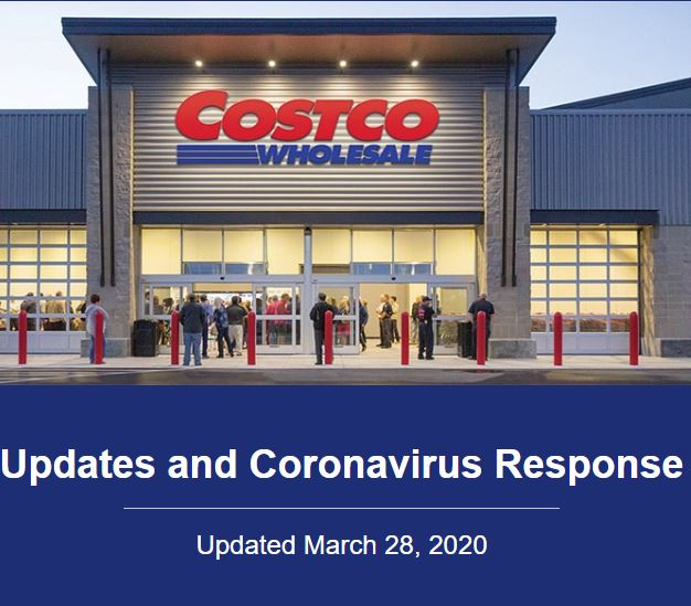 Costco Special Hours Of Operation And Covid-19 Changes