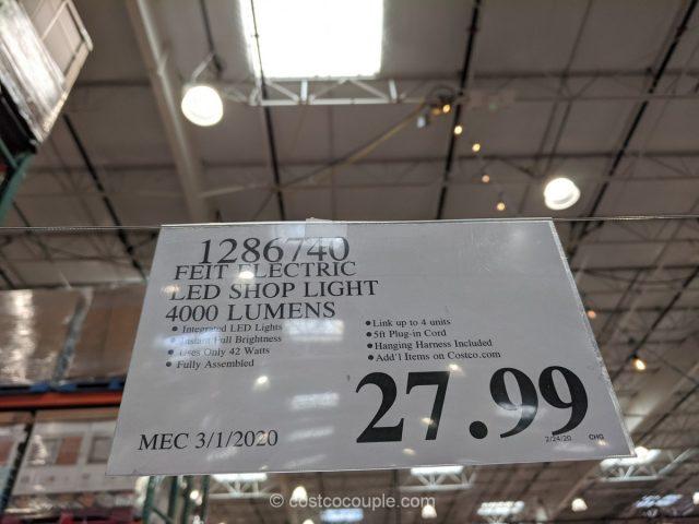 Feit Electric LED Shop Light Costco