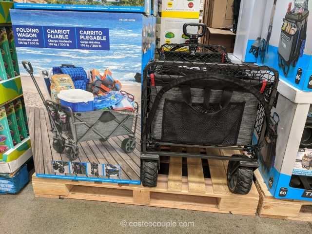 Mac Sports Folding Wagon Costco