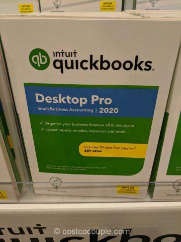 Quickbooks Pro 2020 Costco
