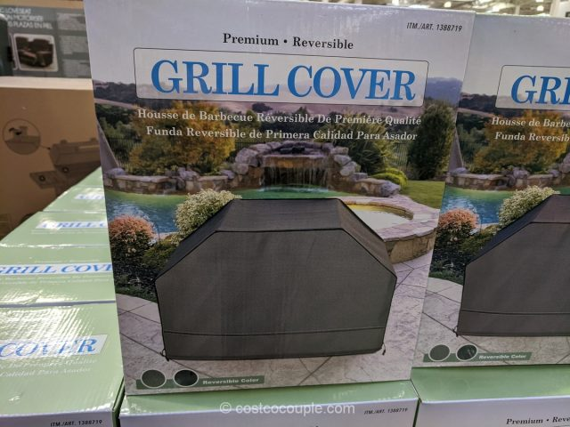 Reversible Grill Cover Costco