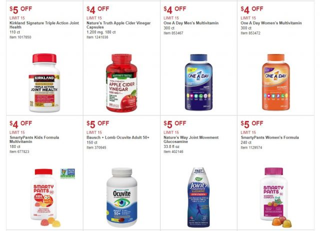 Costco April 2020 Coupon Book 04/15/20 to 05/10/20
