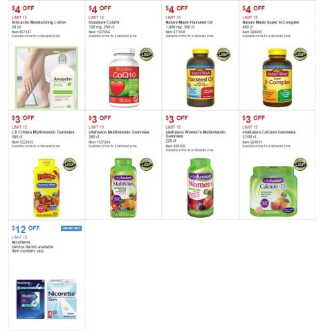 Costco May 2020 Coupon Book 05/20/20 to 06/14/20