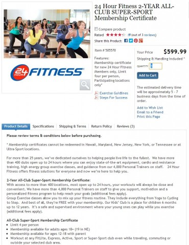 La Fitness Deals Provide A Blend Tec S Which Save Up To 40 Off On High And The 24 Hour Membership Is No Longer Available Through
