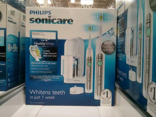 Sonicare Healthy White Costco