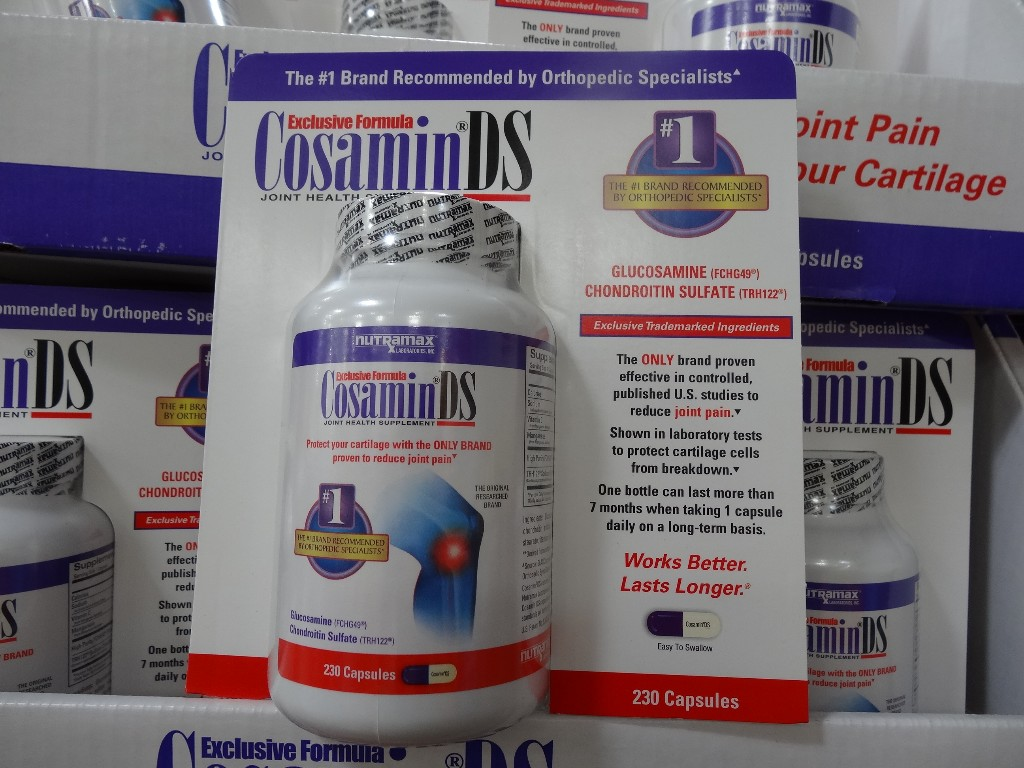 CosaminDS supplement Costco