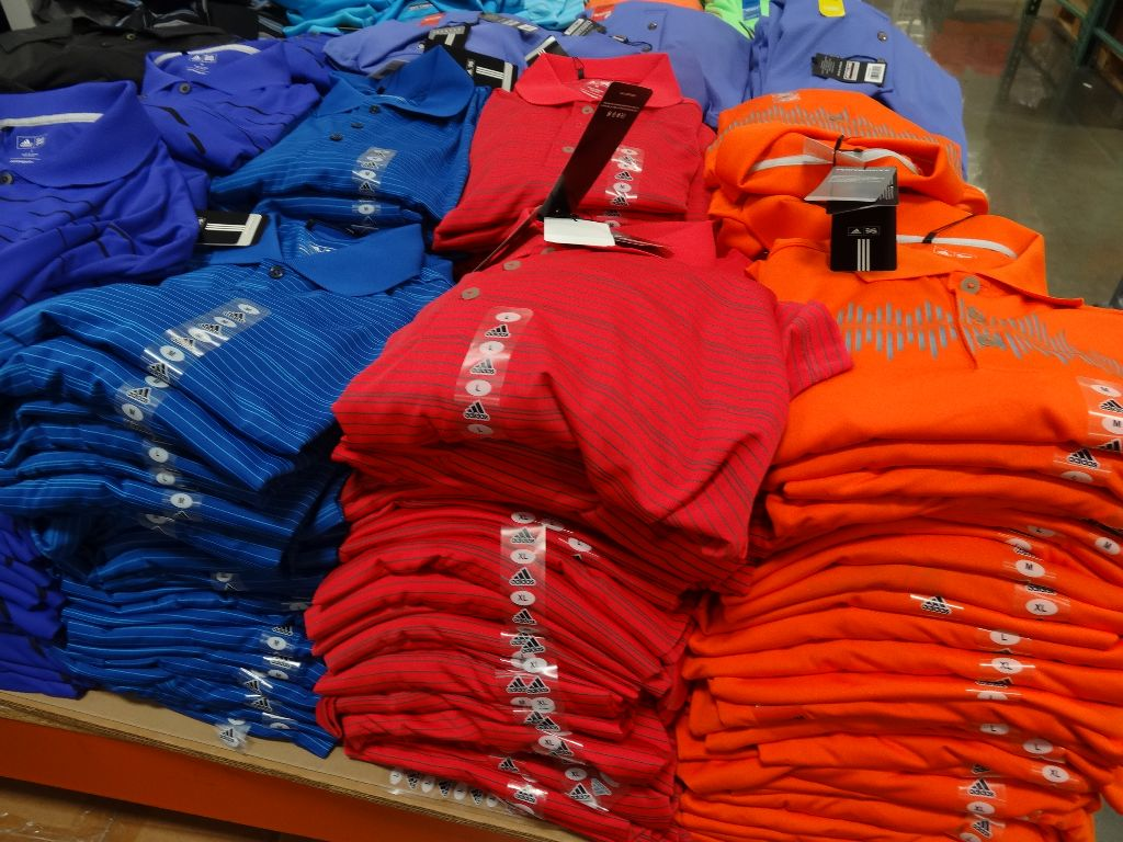 Adidas Golf Polo Shirts Costco