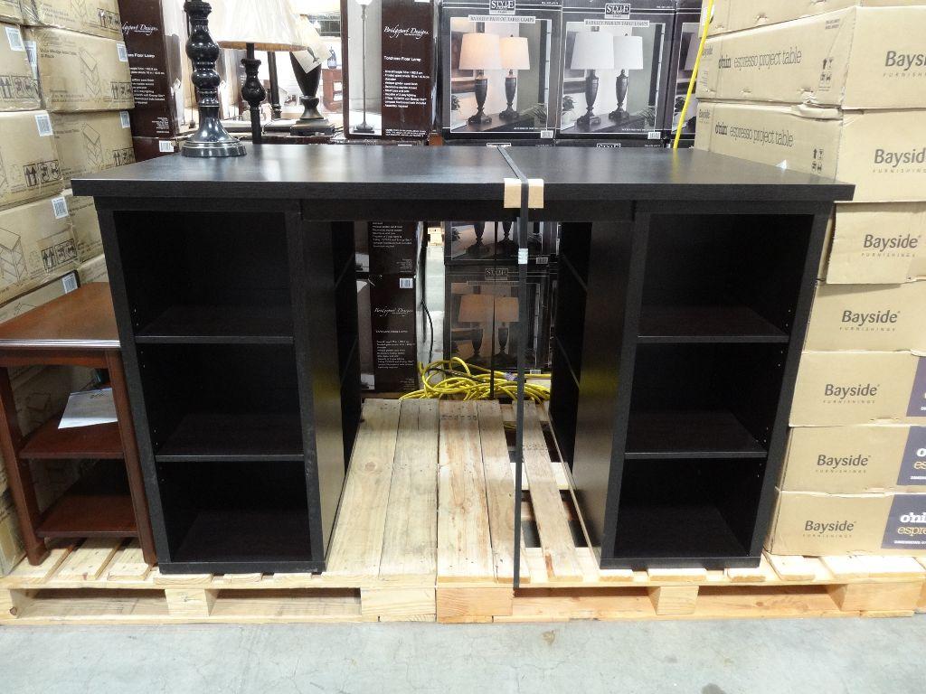 Bayside Furnishings Onin Project Table Costco